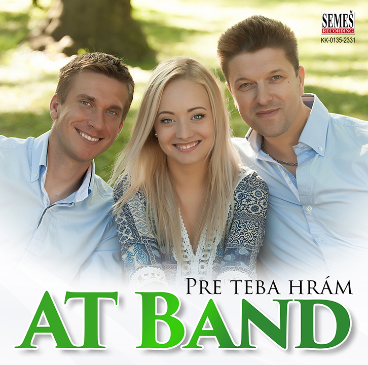 AT Band - Pre Teba hrám (cd)
