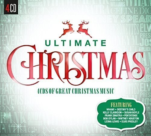 Ultimate Christmas - Wham, Boney M., Celine Dion...(4cd)
