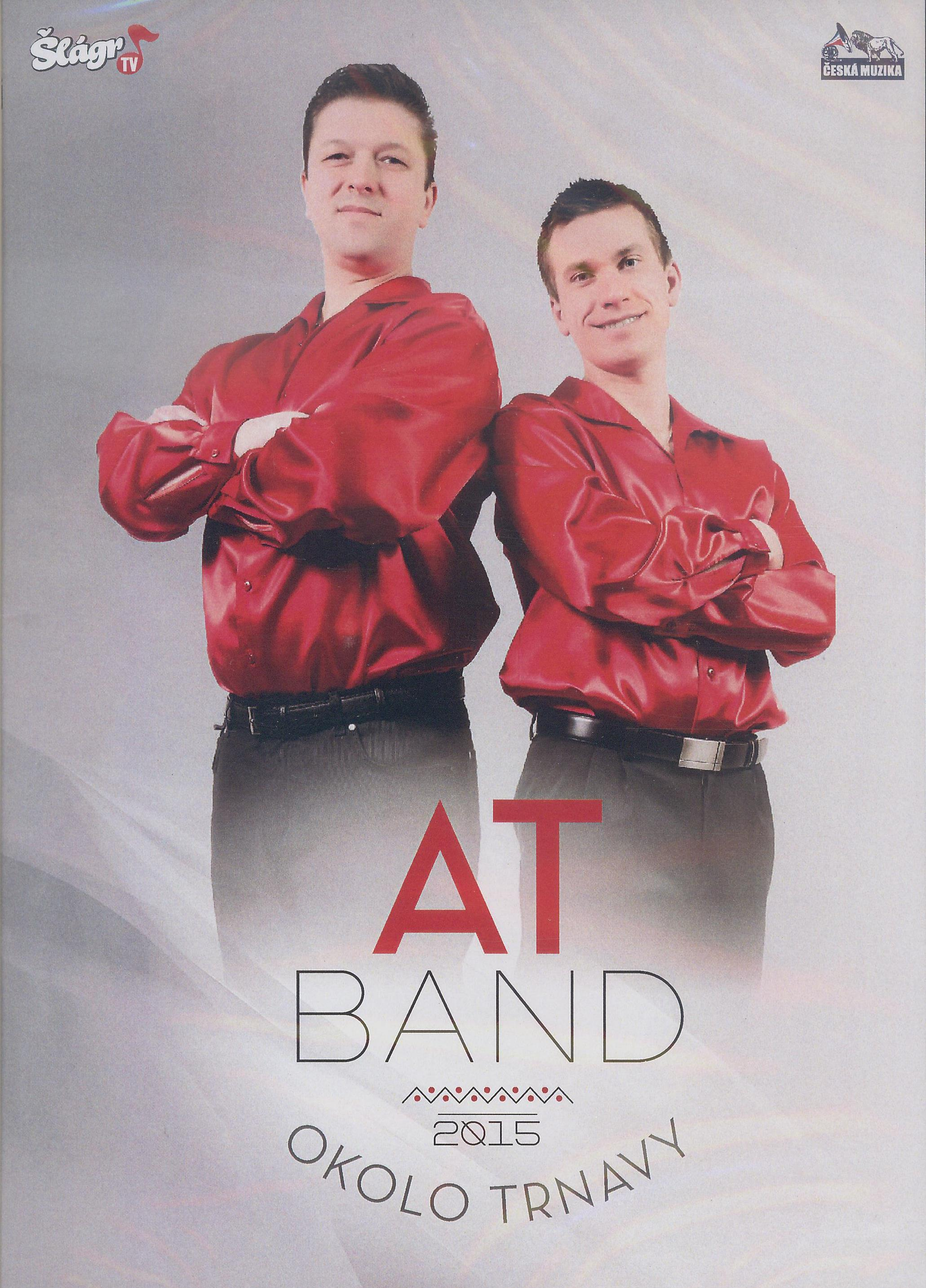 AT Band - Okolo Trnavy (cd+dvd)